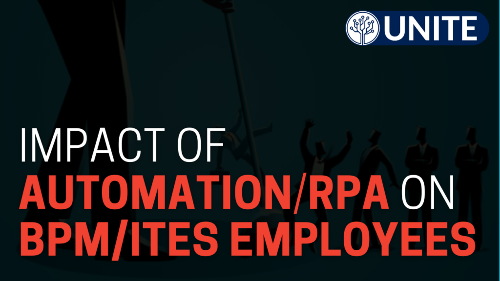 Impact of Automation/RPA on BPM/ITES Employees